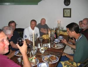 Dobbins House Dinner