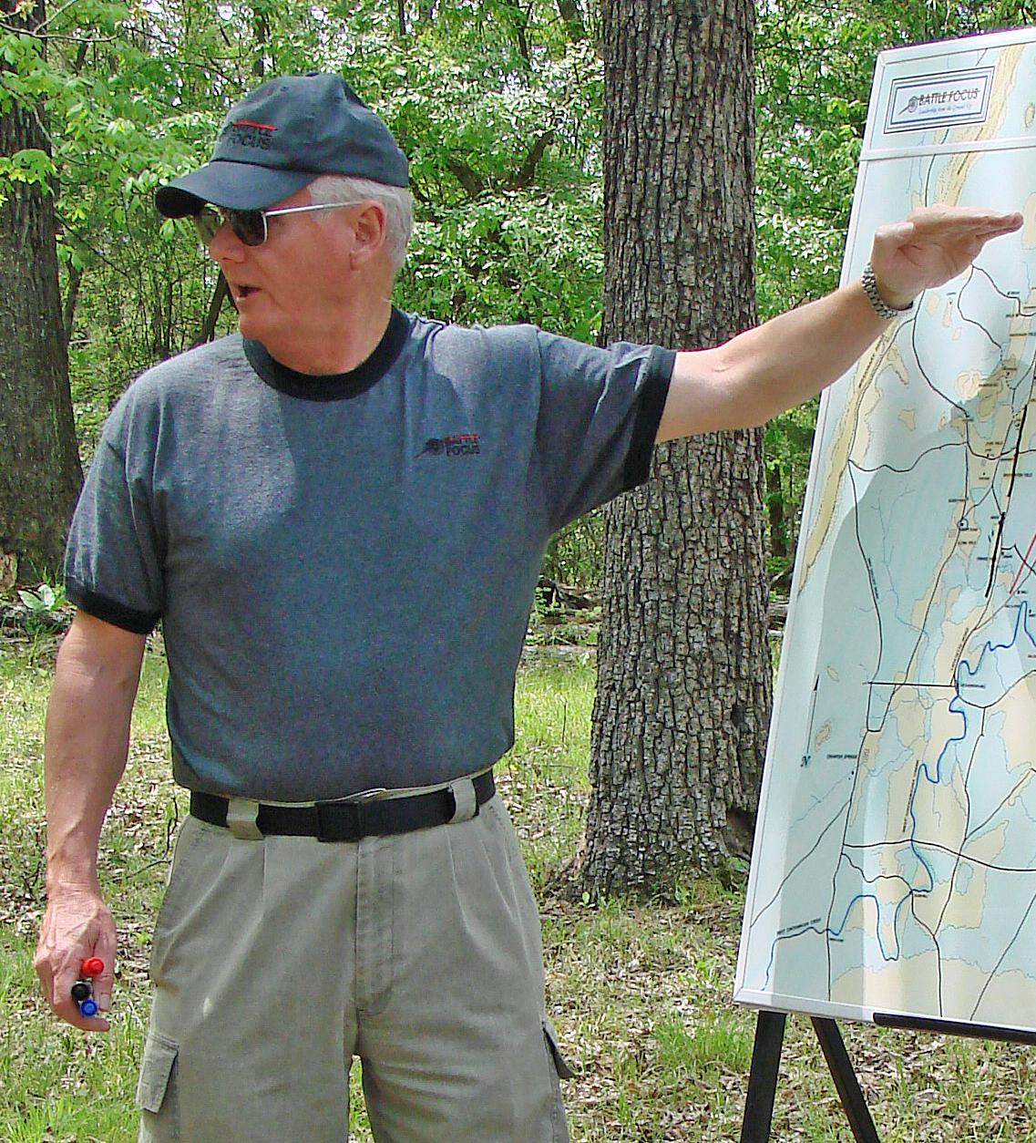 Parker Hills at Chickamauga