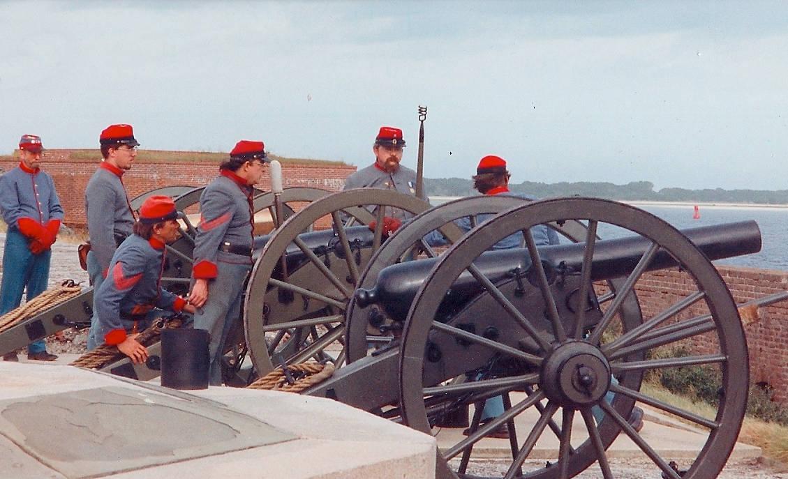 Parrott and ordnance rifle
