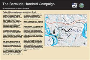 Federal Reconnaissance on Ashton Creek
