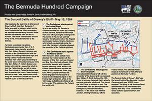 Second Battle of Battle of Drewrys Bluff