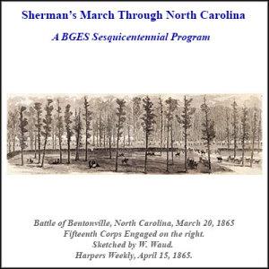 Sherman's March Through North Carolina
