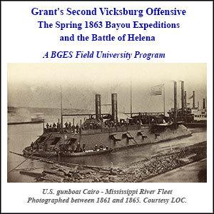 Vicksburg Bayou Expeditions