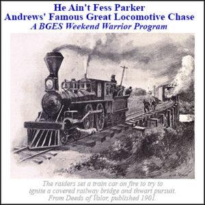Great Locomotive Chase