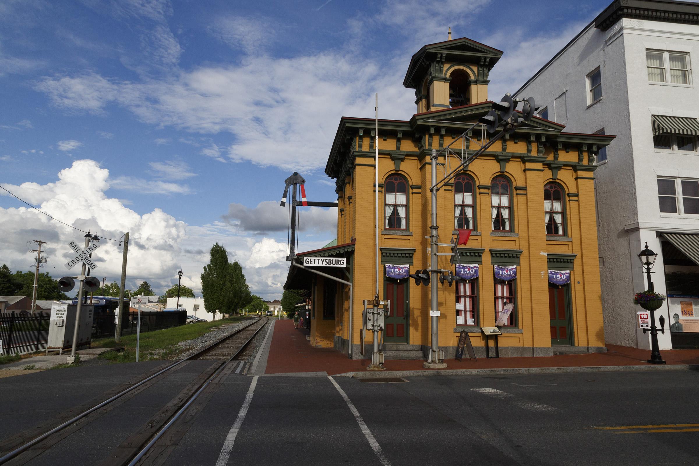 Lincoln Railroad Station
